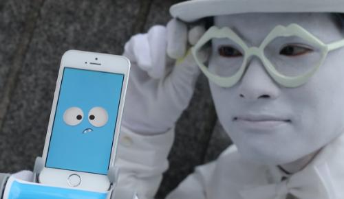 ハチ公前で東京Hackの方と記念撮影