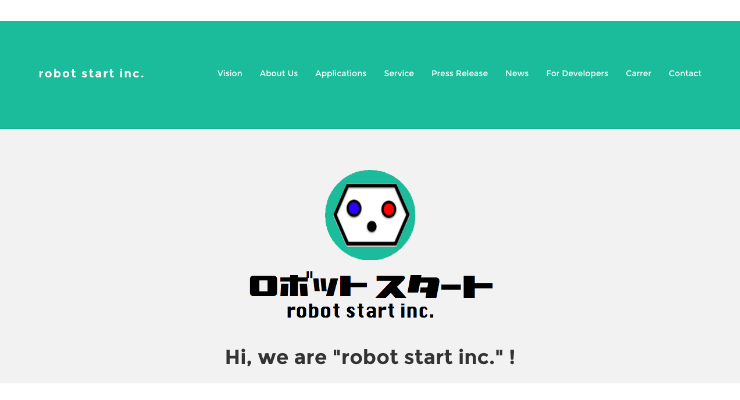 ロボットスタート株式会社