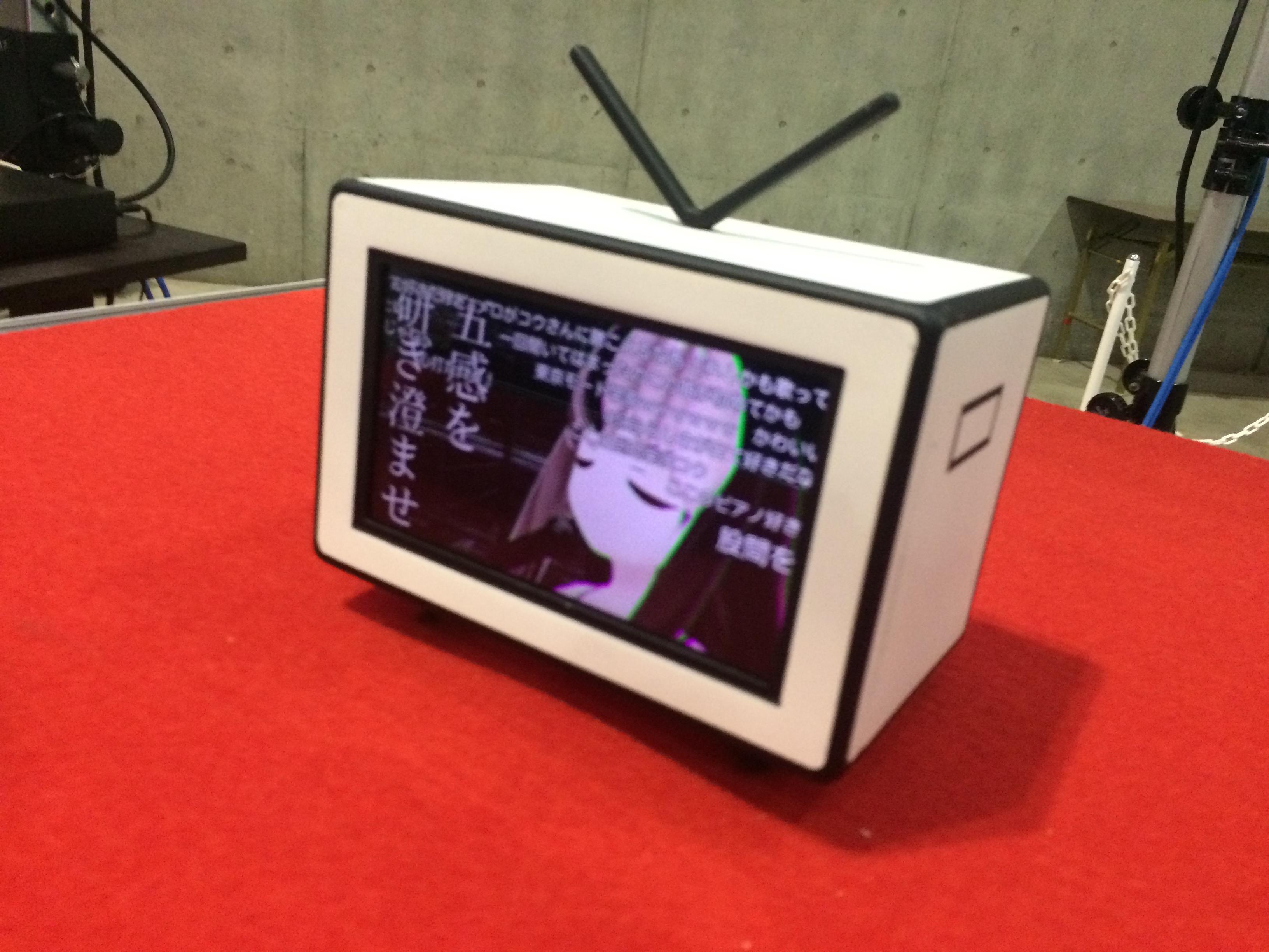 ニコニコテレビちゃんロボ