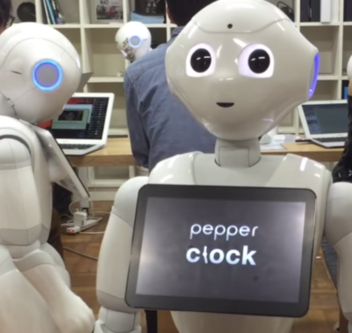 Pepper Clock00