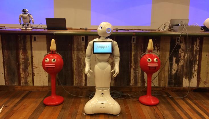 ロボットのある暮らしを考えてみる