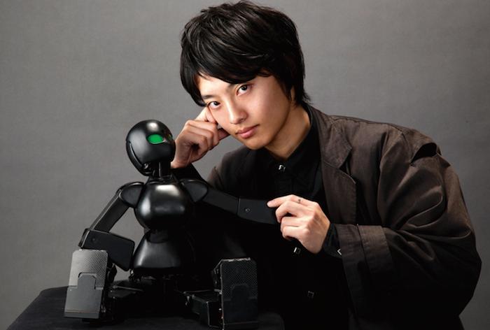 吉藤オリィ profile