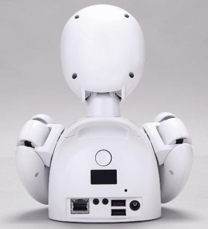 分身ロボット「OriHime」2
