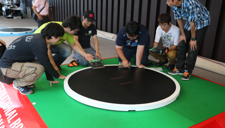 ロボット相撲作り方レクチャー