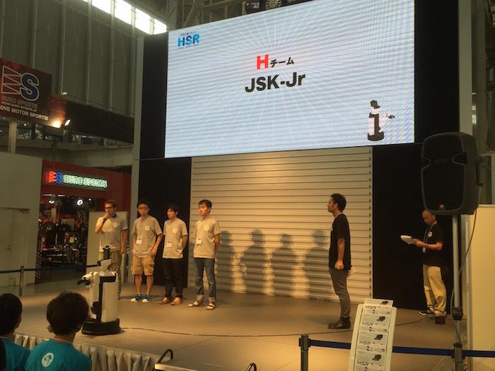 Hチーム:JSK-JR