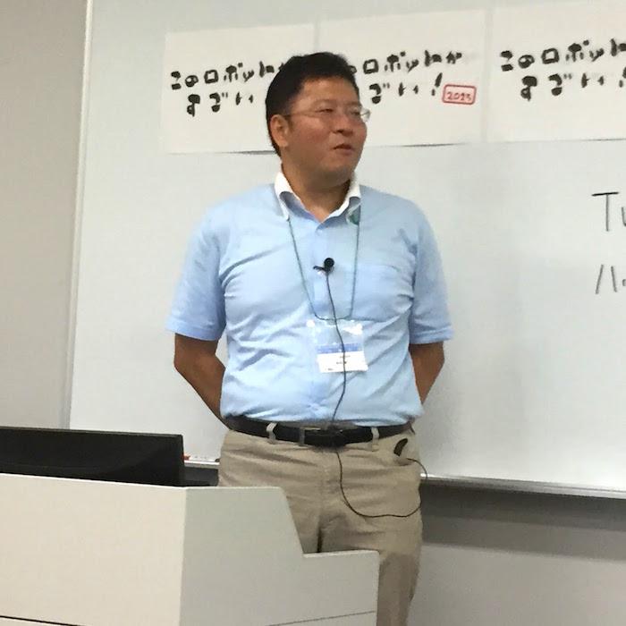 栗田 雄一さん