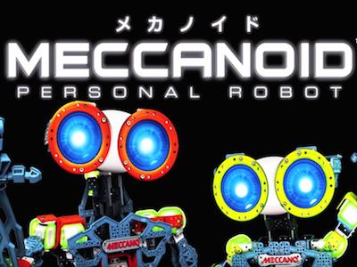 meccanoid