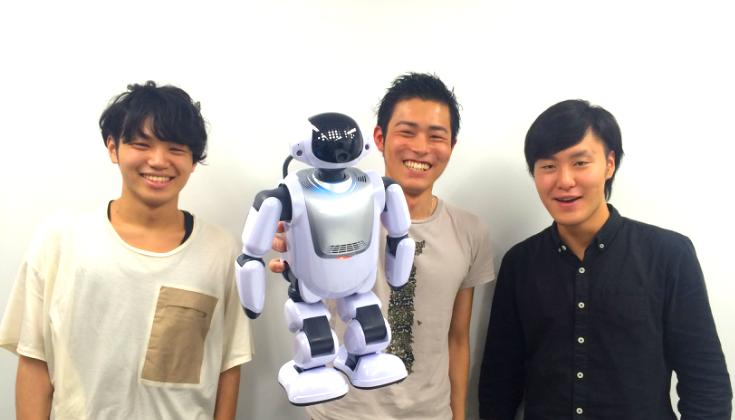 【平均年齢21.5歳】Palmi(パルミー)活用の専門家、ロボットベンチャー「ZEALS」とは?