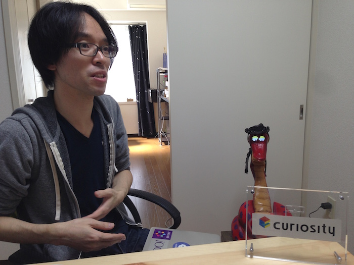 curiosity株式会社 堀川社長