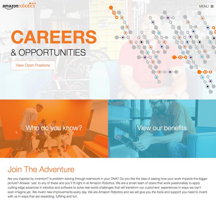 Careers -- Amazon Robotics