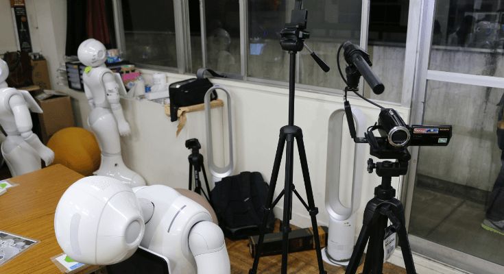 とのさまラボの西田寛輔さんやロボットパートナーとして活躍中の太田智美