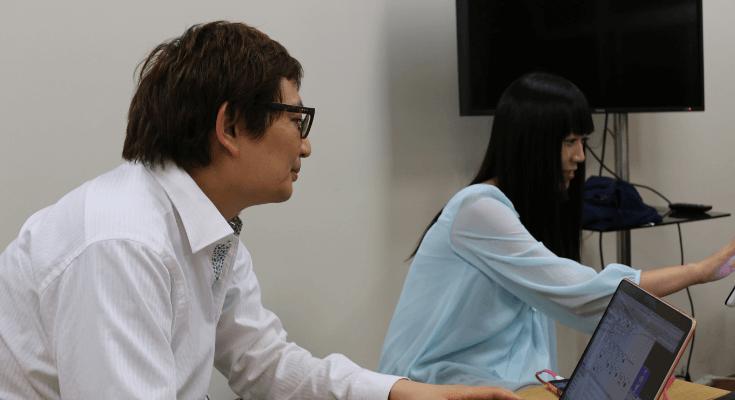 とのさまラボの西田寛輔さんやロボットパートナーとして活躍中の太田智美さん