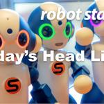 2020年10月29日 ロボット業界ニュースヘッドライン