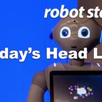 2020年10月25日 ロボット業界ニュースヘッドライン