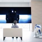アクアから、R2-D2実物大冷蔵庫「R2-D2 Moving Refrigerator」の・・・