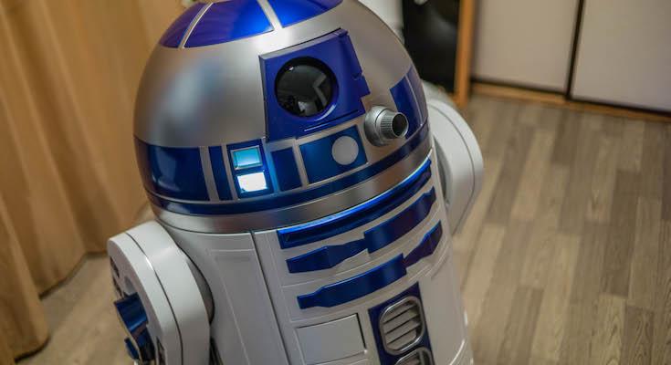 R2-D2実物大冷蔵庫「R2-D2 Moving Refrigerator」使ってみた!