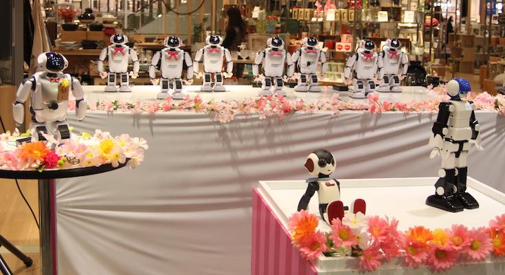 【MC:Palmi】ロボットだけのイベント見てきたよ!