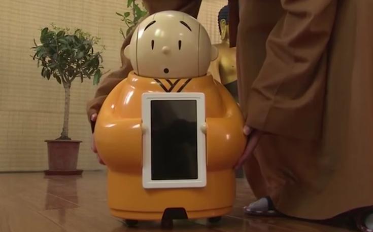 buddhism robot1