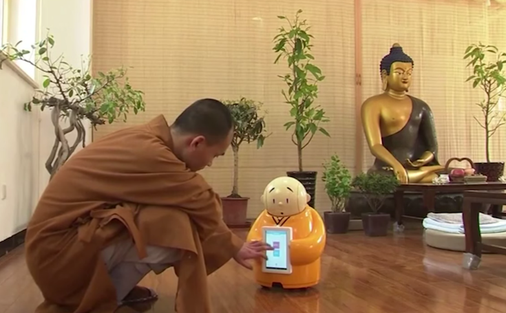 buddhism robot2