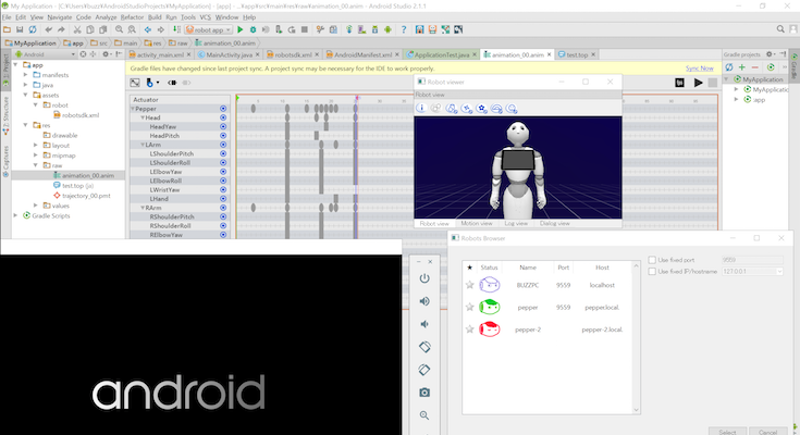 pepper android sdk