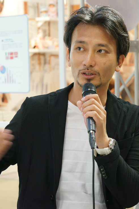 ロボットクリエイター高橋智隆氏