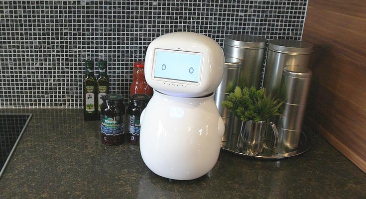 ホームロボット「シナモン」