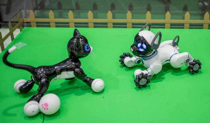 animal robot