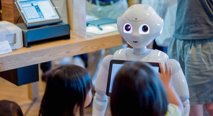 communication robot