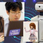 【神崎洋治のロボットの衝撃 vol.34】 ロボットアイドルや巨大ロボットを制御する夢のOS「V-Sido」とは? アスラテック吉崎航氏に聞く