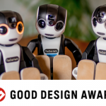 robohon good design award