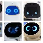 【特集】表情豊か!顔面ディスプレイのコミュニケーションロボット達