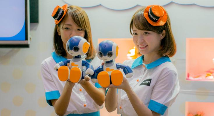 Japan Robot Week 2016 特集