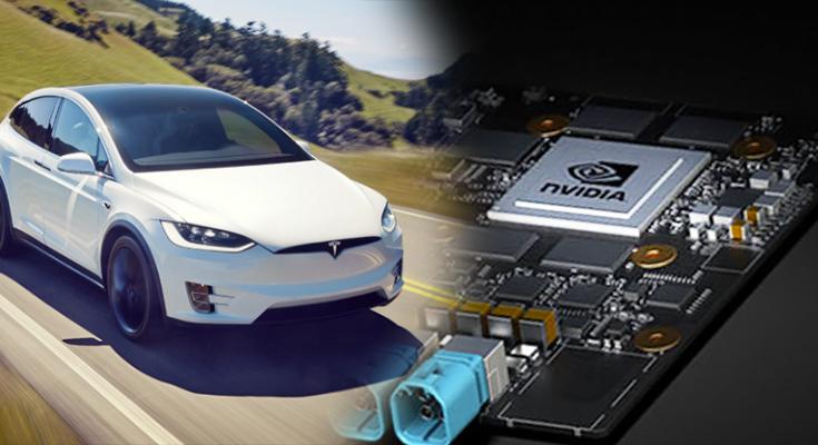 テスラモーターズが「NVIDIA DRIVE PX 2」を採用 完全な自動運転機能の実現に向けて