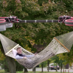 hammock drone