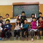 「未来はすぐそこに」Pepperが小学生にSotaのプログラミングを教える授業が福岡・能古島で開催