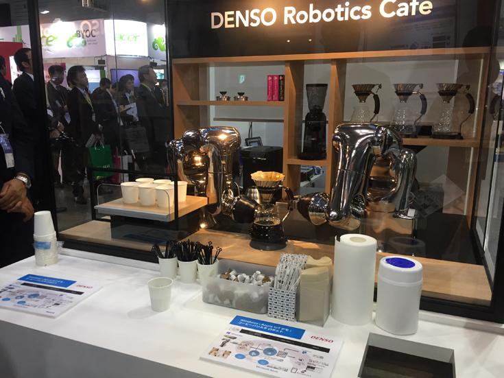デンソーのロボットアーム「VS-S2」