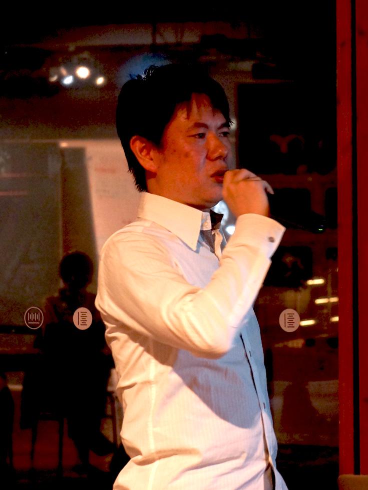 アビダルマ代表取締役 横田さん