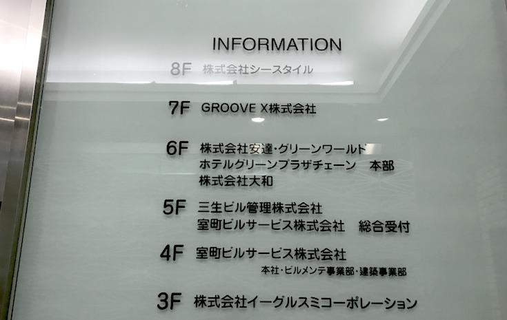 groove x03