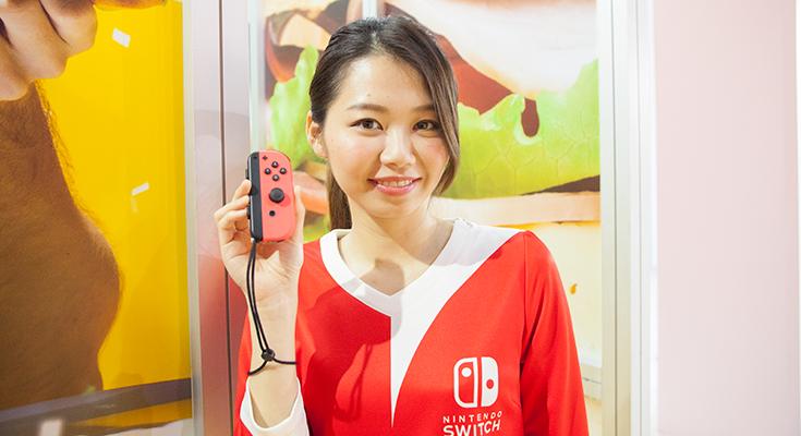 Nintendo Switchは触覚が新しい ジョイコンに搭載のHD振動&IRカメラ&センサー技術