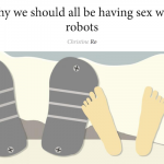 sex with robot