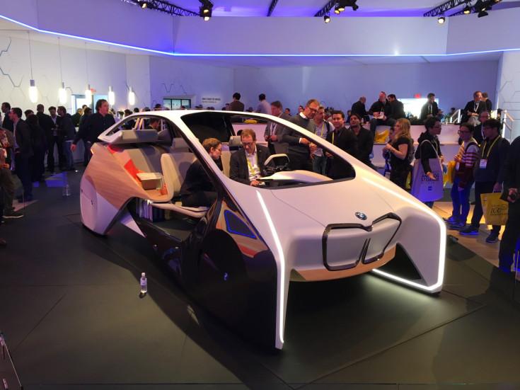BMWインテリアコンセプト