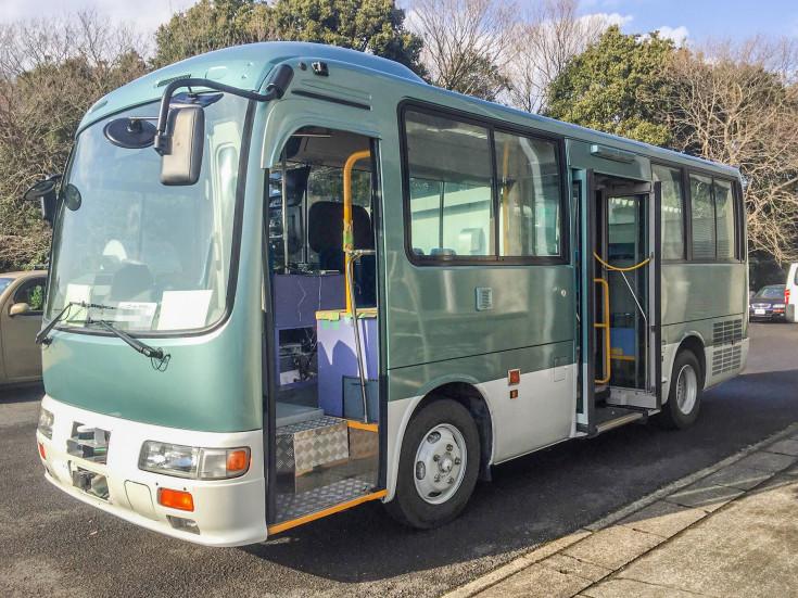 自動運転バス02