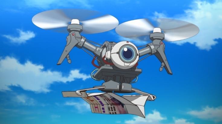 中国のロボット競技会をテーマに...