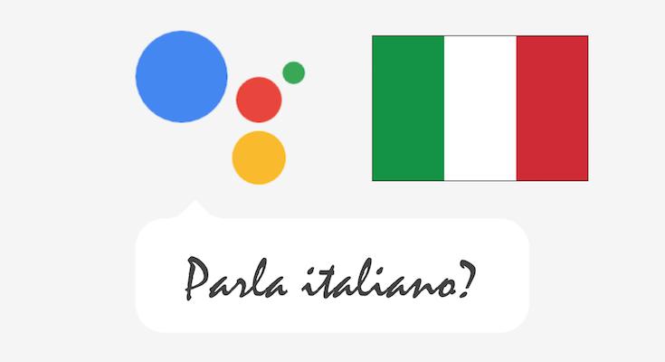 Google assistant google home for Google assistant italia