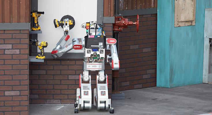 聖火リレーでロボット走る、2018年韓国・平昌オリンピックに向けて
