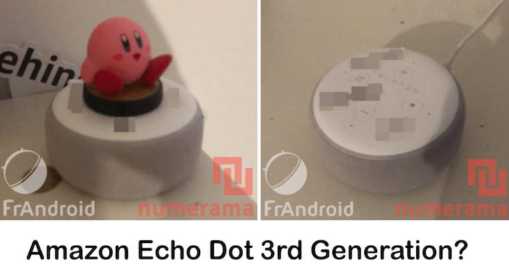 エコー ドット 第 3 世代