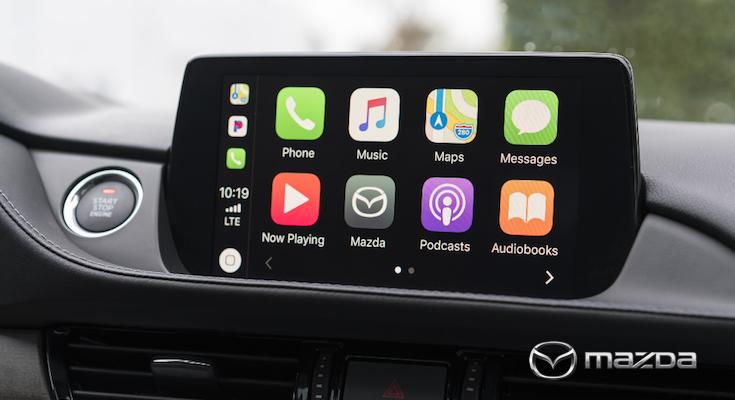 北米のマツダがApple CarPlay・G...