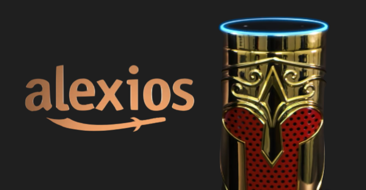 人気ゲーム「アサクリ」のAlexaスキルが登場。ヒーローと会話してゲーム情報も教えてくれるぞ!爆笑動画も公開中 | ロボスタ