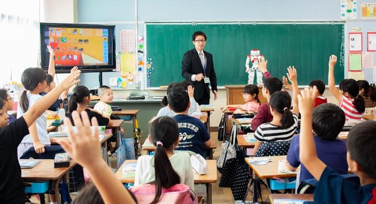 鶴 園 小学校
