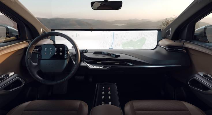 【ces 2019】amazon Alexa搭載の中国製電気自動車「byton M Byte Suv」、車載